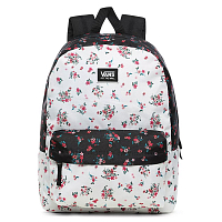 Vans REALM CLASSIC BACKPACK BEAUTY FLORAL PATCHWORK