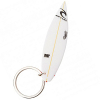Rip Curl SURFBOARD KEYRINGS BLACK