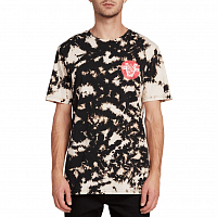 Volcom ROLL OUT S/S TEE TIE DYE
