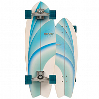 Carver CX EMERALD PEAK SURFSKATE COMPLETE RAW