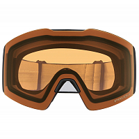 Oakley FALL LINE XL MATTE BLACK W/ PRIZM PERSIMMON
