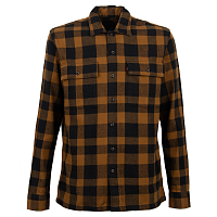 Levi's® SKATE LS WORK SHIRT GIBBON HEATHER MEDI