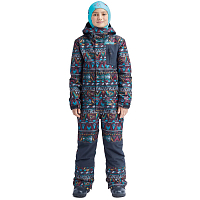 Airblaster YOUTH FREEDOM SUIT WILD TRIBE