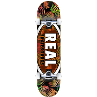 Real Skateboards CMPLT TROPIC OVALS II 7,75