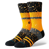 Stance FOUNDATION NERO ORANGE