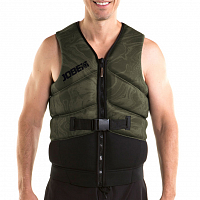 Jobe UNIFY VEST MEN MARBLE GREEN