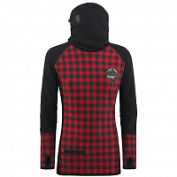 Majesty SURFACE LADY BASE LAYER TOP LUMBERJACK LUMBERJACK