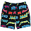 RIPNDIP ROCK & NERM SWIM SHORTS BLACK