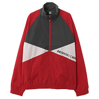 DC BYKERGROVE M JCKT RACING RED