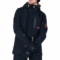 Planks THE People's Parka BLACK