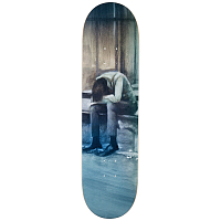 Deathwish IT NEVER ENDS DECK 8,25