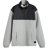 Levi's® SKATE QUARTER ZIP 2 HEATHER GREY (2)