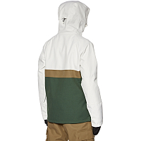Billabong STALEFISH ANORAK FOREST