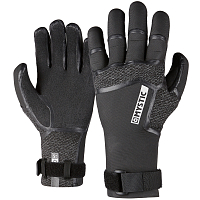 Mystic Supreme Glove 5MM 5finger Precurved BLACK