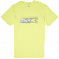 Billabong INVERSE TEE SS NEO LEMON