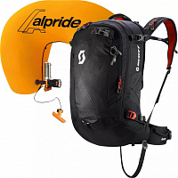 Scott AIR FREE AP 32 KIT BLACK/BURNT ORANGE