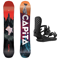 Capita M FREESTYLE HALF PACKAGE 1 0