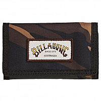 Billabong ATOM WALLET CAMO