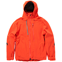 Holden M'SCORKSHELLSUMMITJACKET BURNT ORANGE