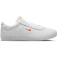 Nike SB ZOOM BRUIN WHITE/TEAM ORANGE-WHITE-GUM LIGHT BROWN