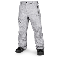 Volcom L GORE-TEX PANT HEATHER GREY