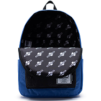 Herschel INDEPENDENT CLASSIC X-LARGE INDEPENDENT MULTI CROSS AMPARO BLUE