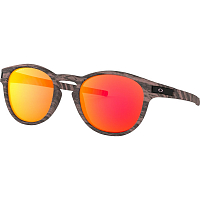 Oakley LATCH ROSEWOOD/Prizm Bronze w/ Ruby Iridium + OLEO