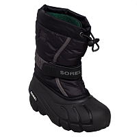 Sorel YOUTH FLURRY Black, City Gre