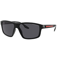 Prada Linea Rossa 0PS 02XS BLACK/POLAR GREY