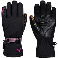 Roxy CRYSTAL GLOVES J GLOV TRUE BLACK
