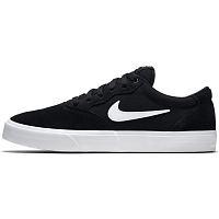 Nike SB CHRON SLR BLACK/WHITE