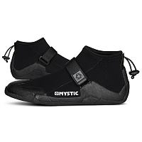 Mystic STAR SHOE 3MM ROUND TOE BLACK