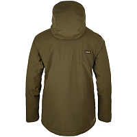 Planks GOOD TIMES INSULATED JACKET Army Green