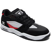 DC MASWELL M SHOE GREY/BLACK/RED
