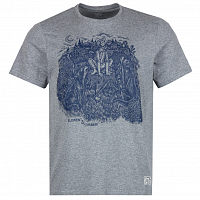 Element HOWL SS GREY HEATHER
