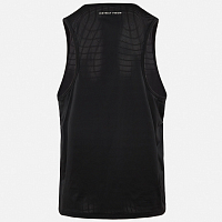 District Vision Peace-tech Singlet BLACK